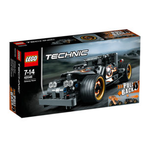 Lego Technic 42046 Superbolide