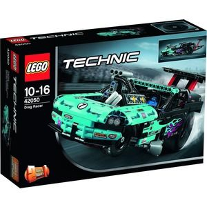 Lego Technic 42050 Super Dragster