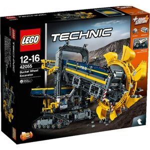 Technic 42055 escavatore da miniera