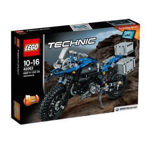 Technic 42063 bmw r 1200 gs adventure
