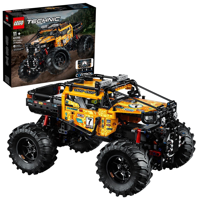 Lego Technic 42099 Fuoristrada X-Treme 4X4