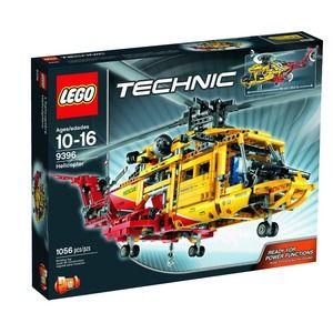 Lego Technic 9396 Elicottero