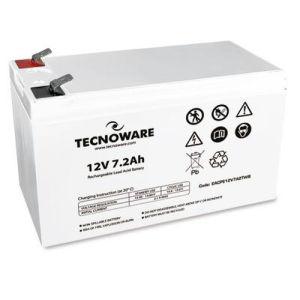 Tecnoware Batteria 12V 7.2Ah (EACPE12V7A2TWB)