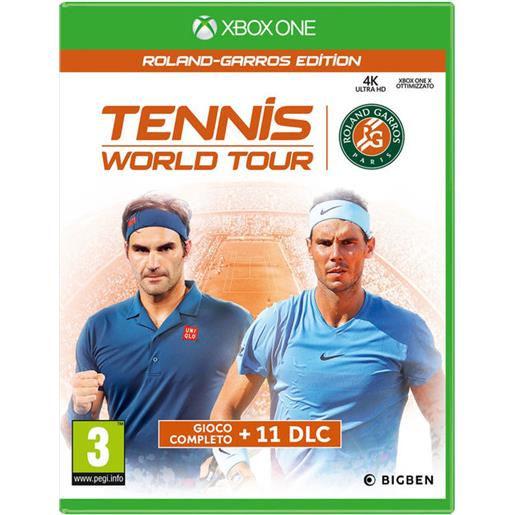 Bigben Tennis World Tour - Roland Garros Edition