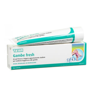 Teva Gambe Fresh Teva Gel 100ml