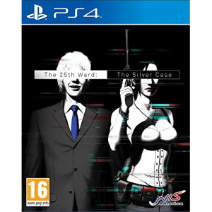 NIS America The 25th Ward: The Silver Case