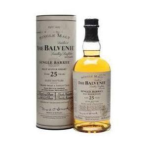 The Balvenie Single Barrel 25