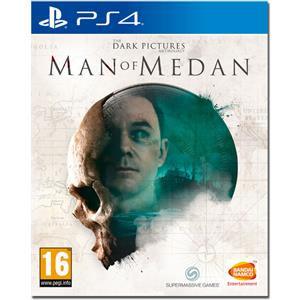 Bandai Namco The Dark Pictures: Man Of Medan