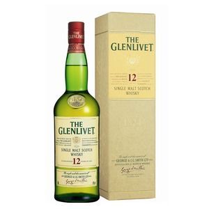 The Glenlivet Scotch 12 years old