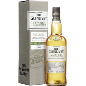 The Glenlivet Scotch Nadurra