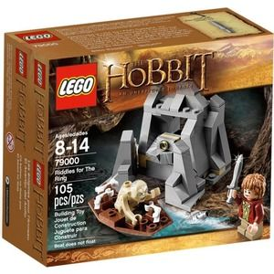 Lego The Hobbit 79000 Gli indovinelli dell'Anello