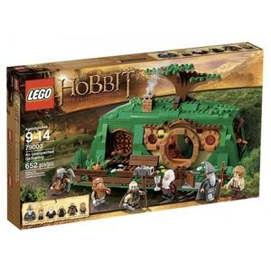 Lego The Hobbit 79003 Un raduno inatteso
