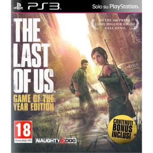 Sony The Last Of Us (GOTY Edition)