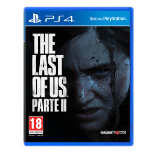 Sony The Last of Us Parte II
