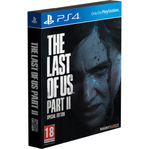 Sony The Last of Us Parte II - Special Edition