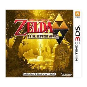 Nintendo The Legend of Zelda: A Link Between Worlds