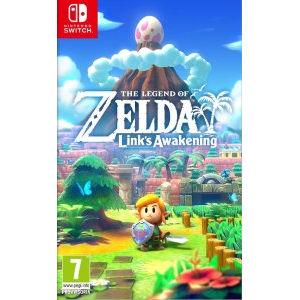 Nintendo The Legend of Zelda: Link's Awakening