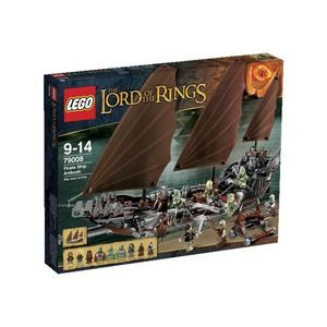Lego The Lord of the Rings 79008 L'imboscata del vascello pirata