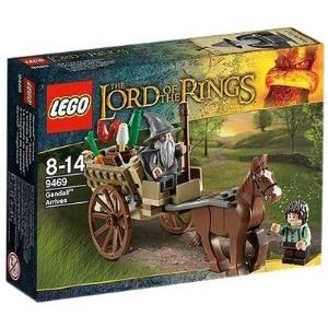 Lego The Lord of the Rings 9469 L'arrivo di Gandalf