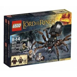 Lego The Lord of the Rings 9470 L'attacco di Shelob