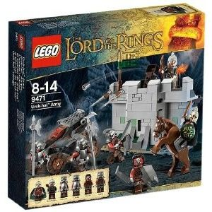 Lego The Lord of the Rings 9471 L'esercito di Uruk-hai