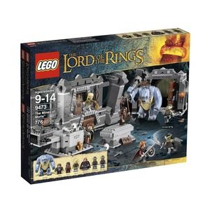 Lego The Lord of the Rings 9473 Le miniere di Moria
