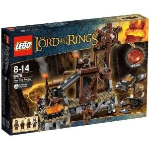 Lego The Lord of the Rings 9476 La fucina dell'orco