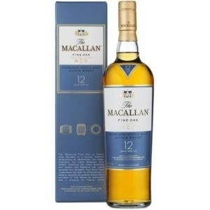 The Macallan Fine Oak 12 anni