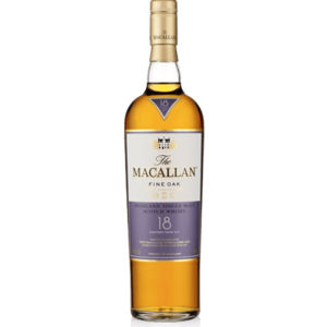 The Macallan Fine Oak 18 anni