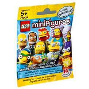 Lego The Simpsons 71009 Minifigures Serie 2.0