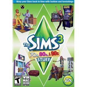 Electronic Arts The Sims 3: 70s, 80s, & 90s Stuff