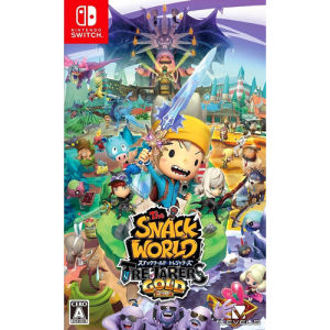 Level-5 The Snack World: Trejarers Gold