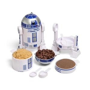 Thinkgeek Star Wars R2-D2 Bento Lunch Box