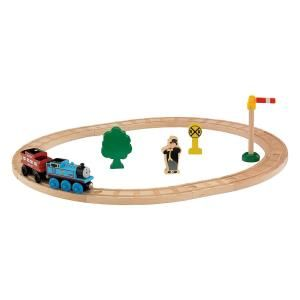 Thomas & Friends Pista Ferrovia in Legno