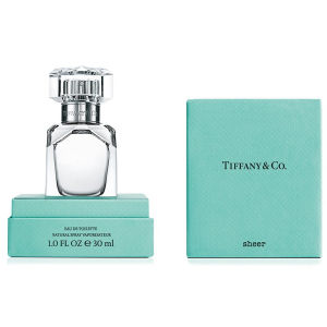 Tiffany Sheer Eau de Toilette 30ml