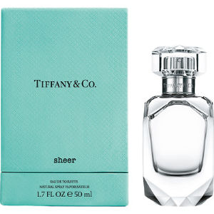 Tiffany Sheer Eau de Toilette 50ml
