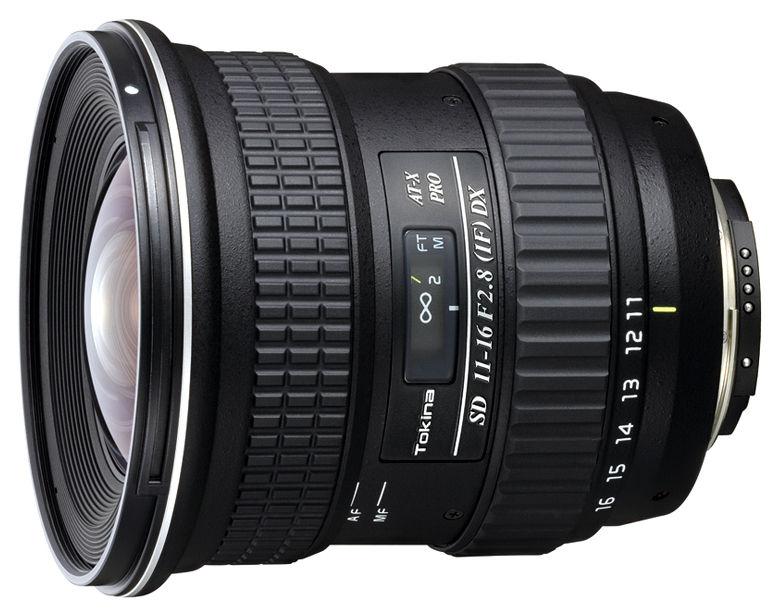 Tokina AT-X 116 11-16mm f/2.8 AF PRO DX - Nikon