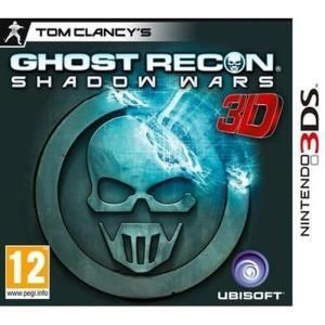 Ubisoft Tom Clancy's Ghost Recon: Shadow Wars 3D