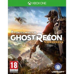 Ubisoft Tom Clancy's Ghost Recon Wildlands