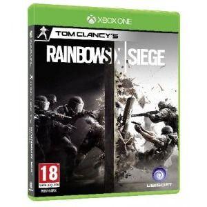Tom clancy s rainbow six siege xbox one