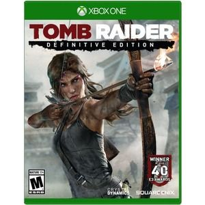 Square Enix Tomb Raider: Definitive Edition