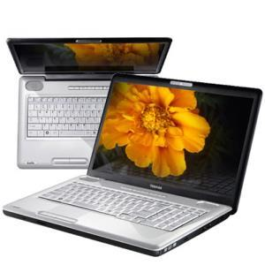 Toshiba satellite l550 10w