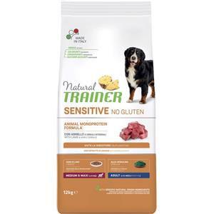 Trainer Fitness 3 Adult Medium Maxi (Salmone e Cereali Integrali) - secco