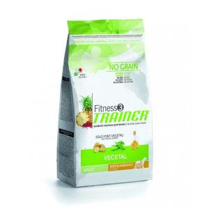 Trainer Fitness 3 Adult Medium Maxi Vegetal - secco