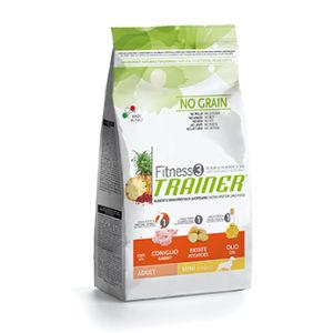 Trainer Fitness 3 Adult Mini Cane (Coniglio Patate Olio) - secco