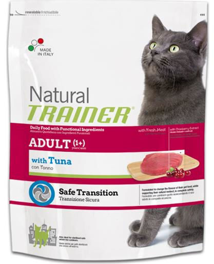 Trainer Natural Adult Cat con Tonno - umido