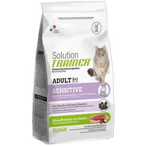 Trainer Solution Gatto Sensitive (Anatra) - Secco
