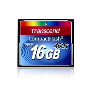 Transcend 400x CompactFlash 16 GB