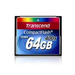 Transcend 400x CompactFlash 64 GB