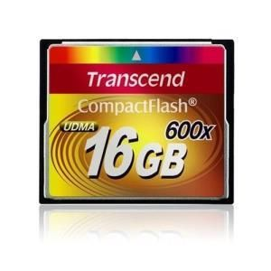 Transcend 600x CompactFlash 16 GB